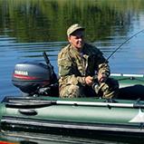 Рыбалка с моторных лодок