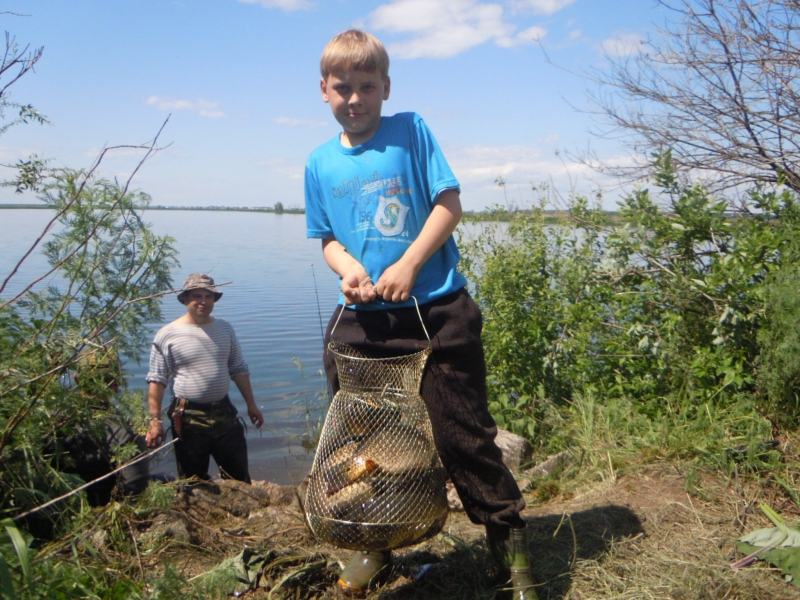 рыбалка на рыбу в самаре