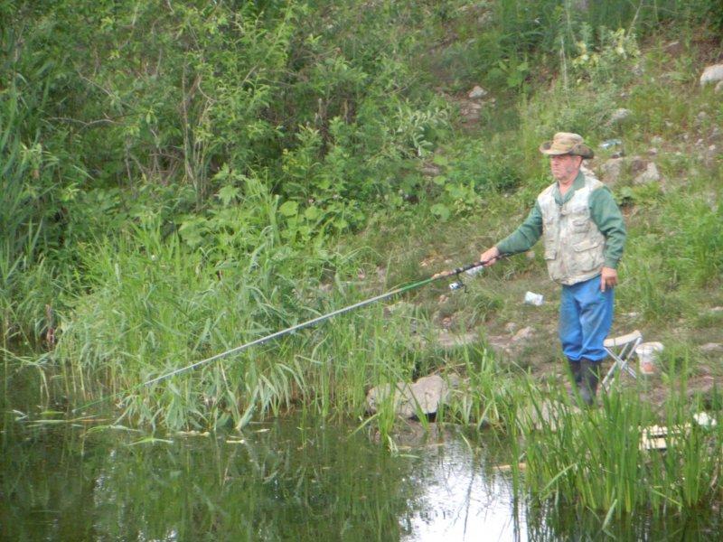 рыбалка в хрящевке планета